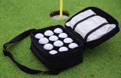 PYROFLITE/PYROFLIGHT Microwaveable Golf Ball Warmer from BK Enterprises with Microcore